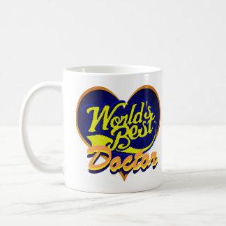 Der beste Doktor der Welt Tasse