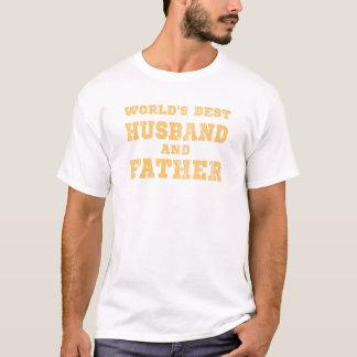 Der beste Ehemann der Welt (Gelb) T-Shirt