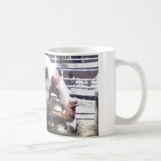 Der beste Freund eines Reiters Tasse