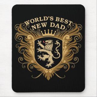 Der beste neue Vati der Welt Mauspad