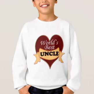 Der beste Onkel der Welt Sweatshirt