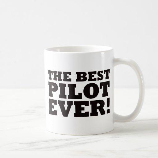Der beste Pilot überhaupt Teetasse