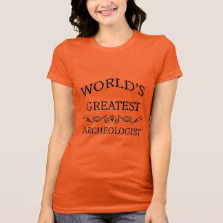 Der bestste Archäologe der Welt T-Shirt