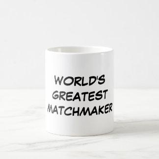 "Der bestste Ehestifter-"" Tasse ""der Welt"