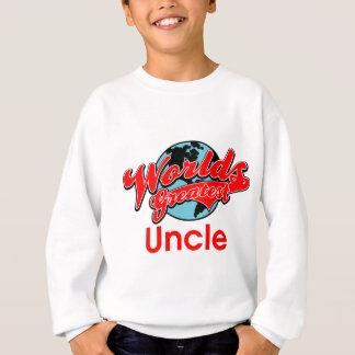 Der bestste Onkel der Welt Sweatshirt
