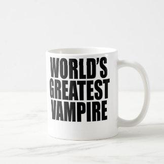 Der bestste Vampire der Welt Tasse