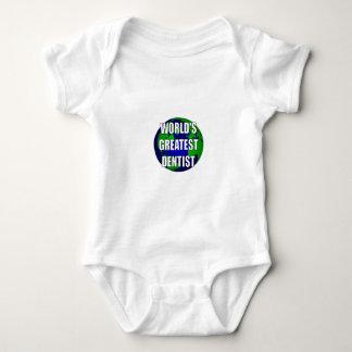 Der bestste Zahnarzt der Welt Baby Strampler