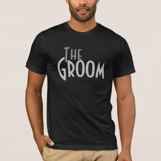 Der Bräutigam! T-Shirt