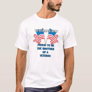 Der Bruder-Veteranen-TagesT - Shirt des Veterans