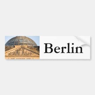 Der Bundestag Berlin Autoaufkleber
