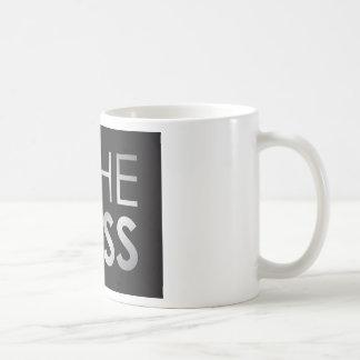Der Chef Tasse