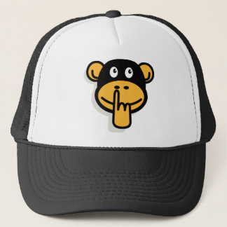 Der Der Affe-Hut des Schleifers Truckerkappe