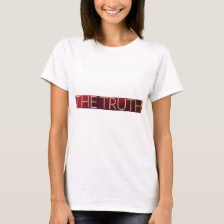 Der Der WAHRHEIT der Hanes ComfortSoft® Frauen T - T-Shirt