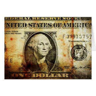 Der Dollar Karte