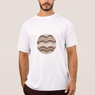 Der doppelte trockene T - Shirt der beige
