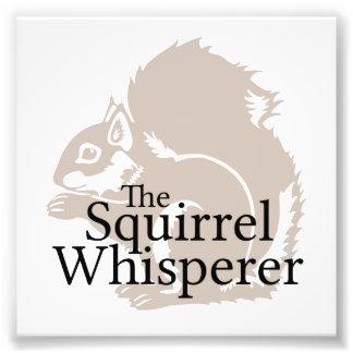 Der EichhörnchenWhisperer Photo