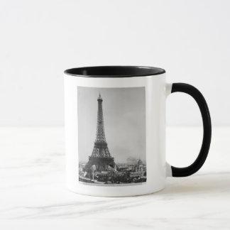 Der Eiffelturm Tasse