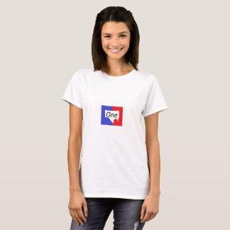 Der ein T - Shirt der Frauen