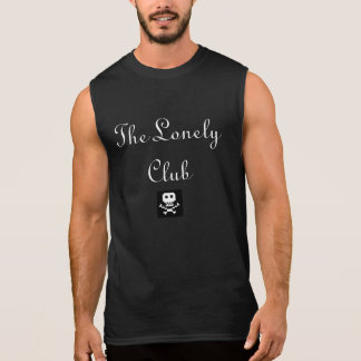 Der einsame Verein Ärmelloses Shirt