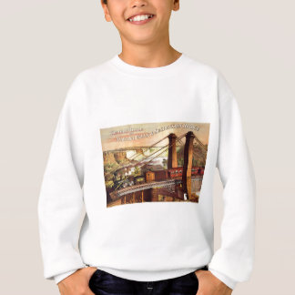 Der einzige Weg über Niagara Falls Sweatshirt