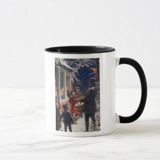 Der Entertainer Tasse