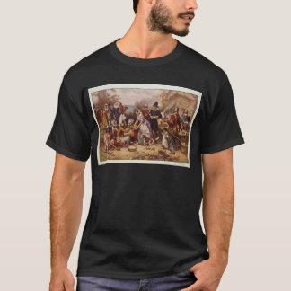 Der erste Erntedank durch Jean Leon Gerome Ferris T-Shirt