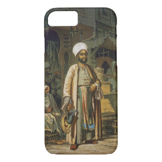"""Der Friseur, """"von der Andenken von Kairo"""", 1862 iPhone 8/7 Hülle"""