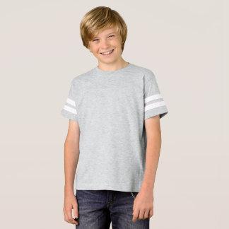 Der Fußball-Shirt der Jungen T-Shirt