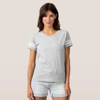 Der Fußball-T - Shirt der Frauen
