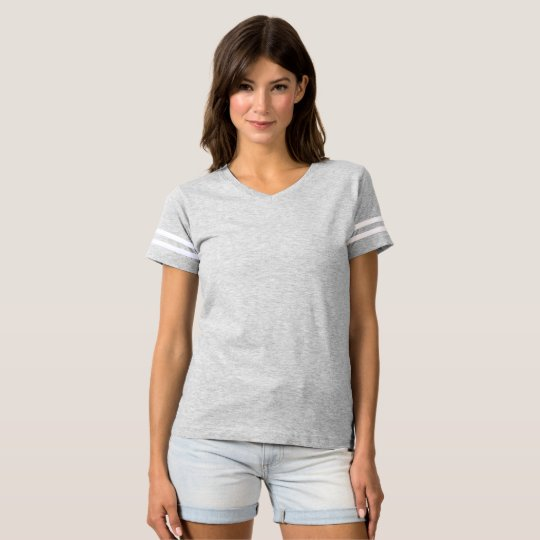 Frauen Football T-Shirt