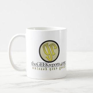 Der GEEK berichtet über Kaffee-Tasse Tasse
