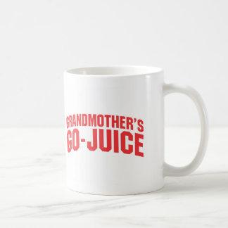 Der Gehen-Saft der Großmutter Tasse
