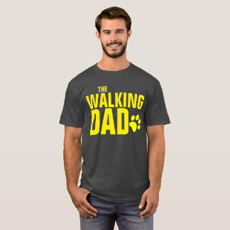 Der gehende Hundevati T-Shirt