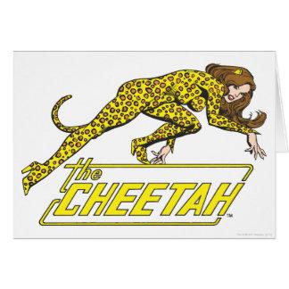 Der Gepard Karte
