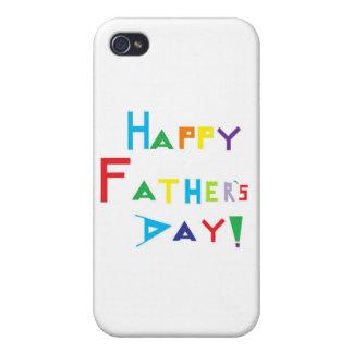 Der glückliche Vatertag Schutzhülle Fürs iPhone 4
