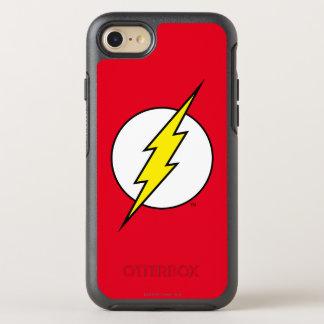Der grelle | Blitz-Bolzen OtterBox Symmetry iPhone 8/7 Hülle