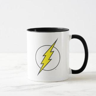 Der grelle   Blitz-Bolzen Tasse