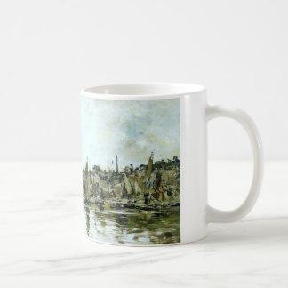 Der Hafen von Bordeaux durch Eugene Boudin Kaffeetasse