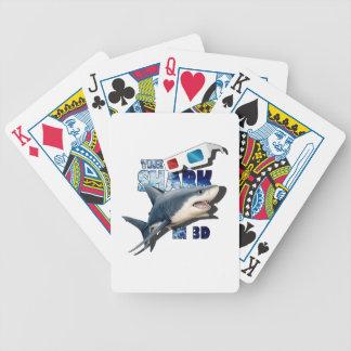 Der Haifisch-Film Bicycle Spielkarten