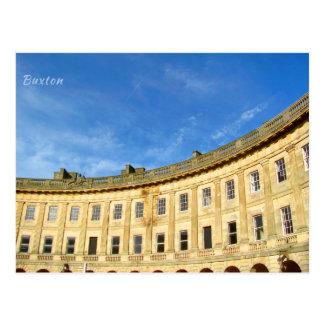 Der Halbmond, Buxton Postkarte