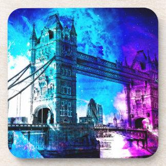 Der Himmels-London-Träume der Schaffung Getränkeuntersetzer