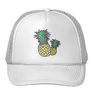 Der Hut Ananas-des tropischen Truckercap