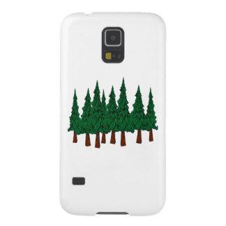 Der immergrüne Wald Galaxy S5 Hülle