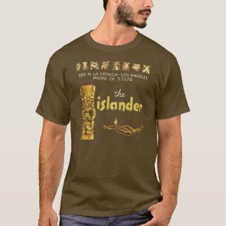 Der Inselbewohner (Front und Rückseite) T-Shirt