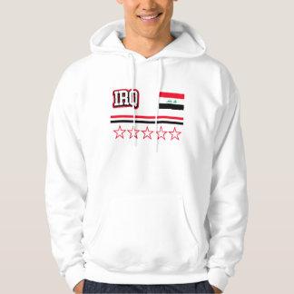 Der Irak-Flagge Hoodie