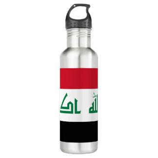 Der Irak-Flagge Trinkflasche