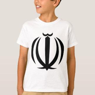 der Iran-Emblem T-Shirt