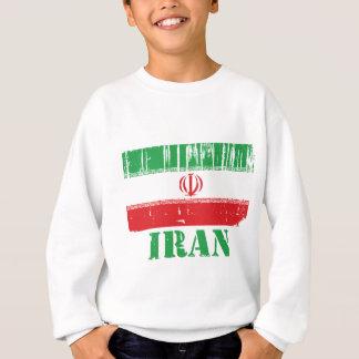 Der Iran-Flagge Sweatshirt