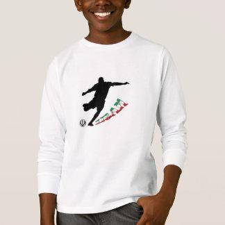 Der Iran-Fußball T-Shirt