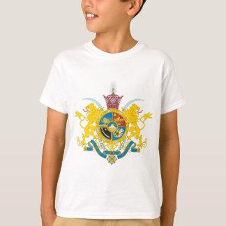 Der Iran-Wappen (Pahlavi-Dynastie 1925-1979) T-Shirt